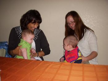 Baby Sammy & Baby Owen