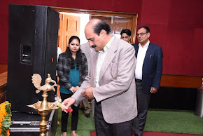 Mr. Sunil Duggal - CEO,HZL inaugurating KHUSHI Award Function