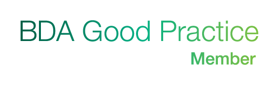 Appledore are proud to have attained BDA Good Practice Membership for another year :)