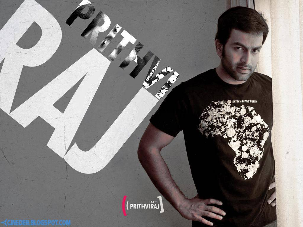 Prithvi's next is titled Painting Life