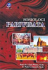 toko buku rahma: buku SOSIOLOGI PARIWISATA, pengarang i gde pitana, penerbit andi