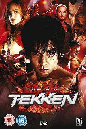 Tekken (2010) Full Movie Dual Audio [Hindi+English] Complete Download 480p BluRay