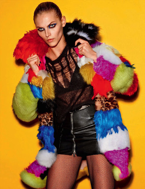 Express Yourself: Γερμανικό Vogue -  Τεύχος Αυγούστου 2015