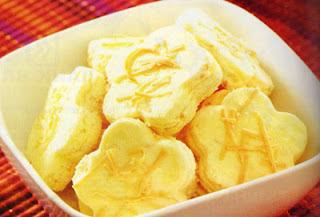 Resep Kue Kering Bangkit Keju