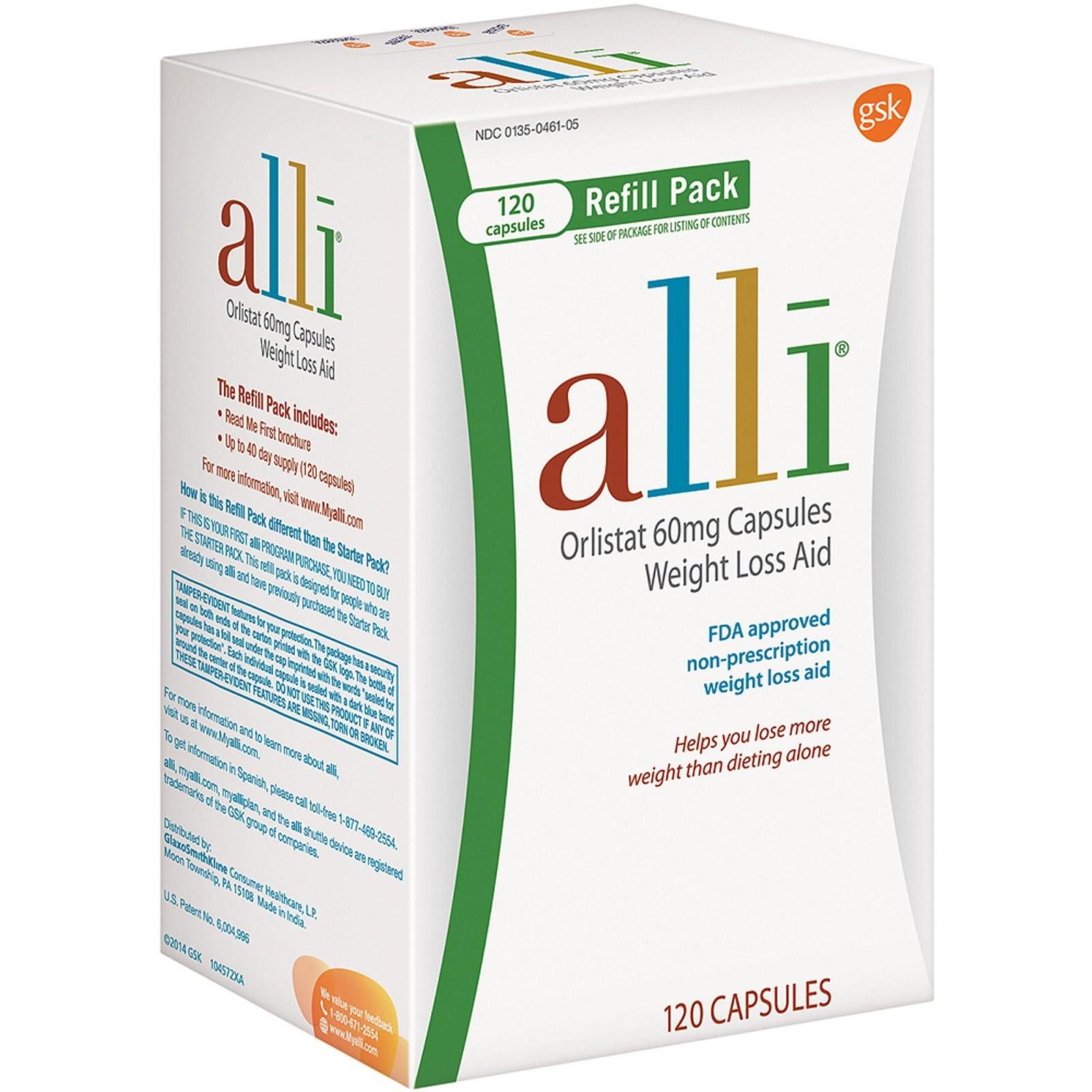 Alli Pills Side Effects