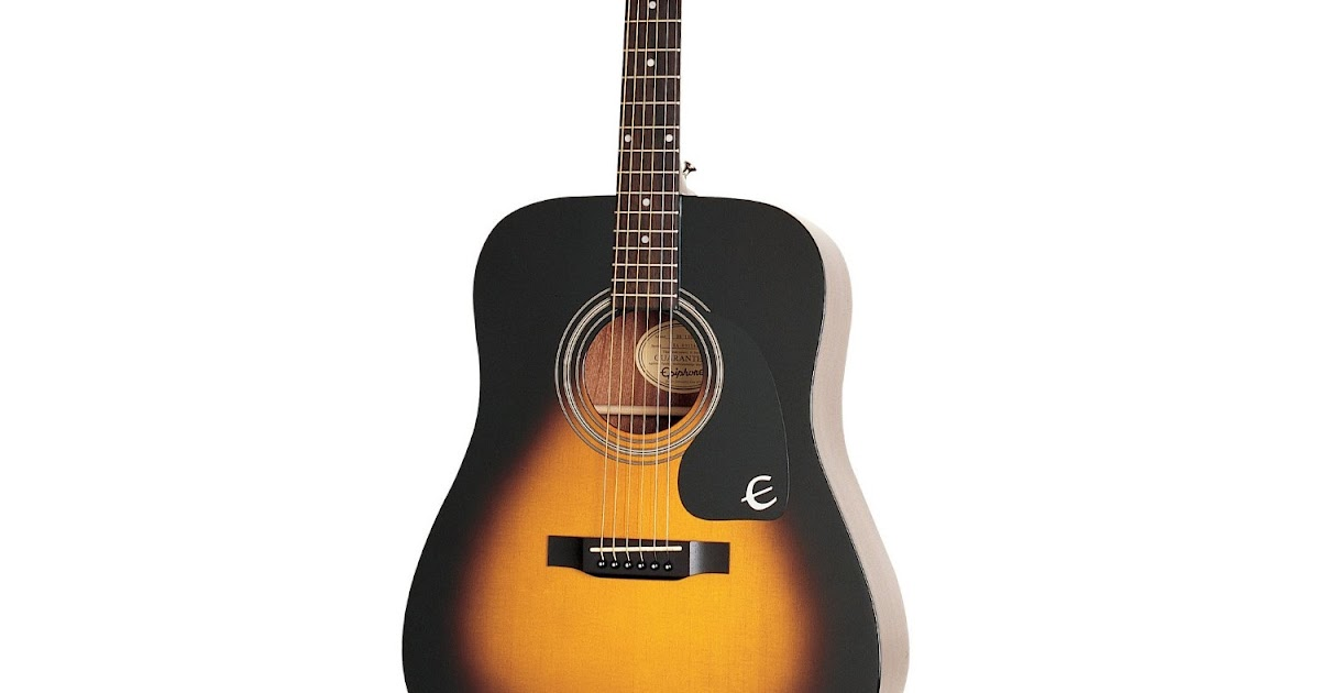 ... Acoustic Guitar Review: Epiphone DR-100 vs Fender FA-100 Acoustic