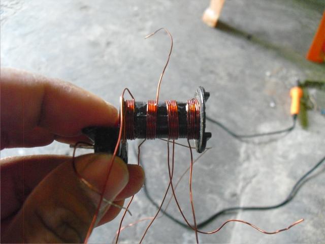 setrum ikan dan fish shocker dan pengejut ikan: membuat setrum.