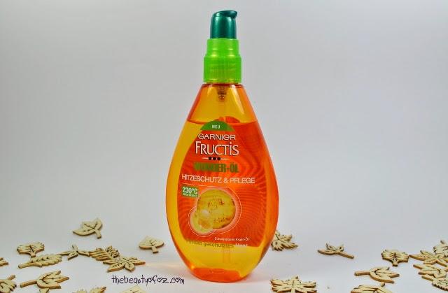 Garnier Fructis Wunder-Öl Schaden Löscher
