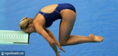 image drole natation