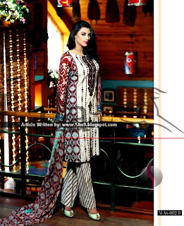 Mashaal Embroidered