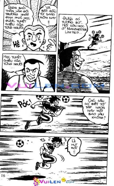 Jindodinho - Đường Dẫn Đến Khung Thành III Tập 31 page 16 Congtruyen24h