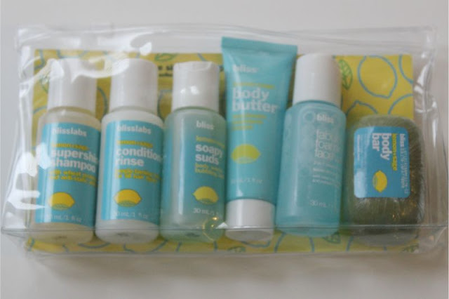 Bliss Sinkside Kit