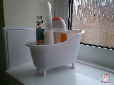 cosmeticos de baño