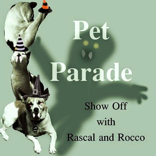 #Halloween Pet Parade #bloghop for #petbloggers #cats #dogs #pets any #animals