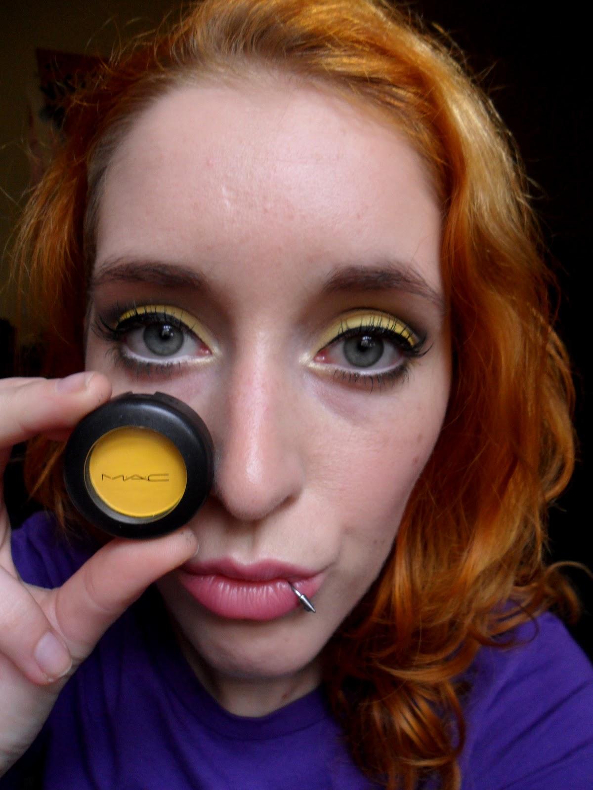 Pikachu Makeup
