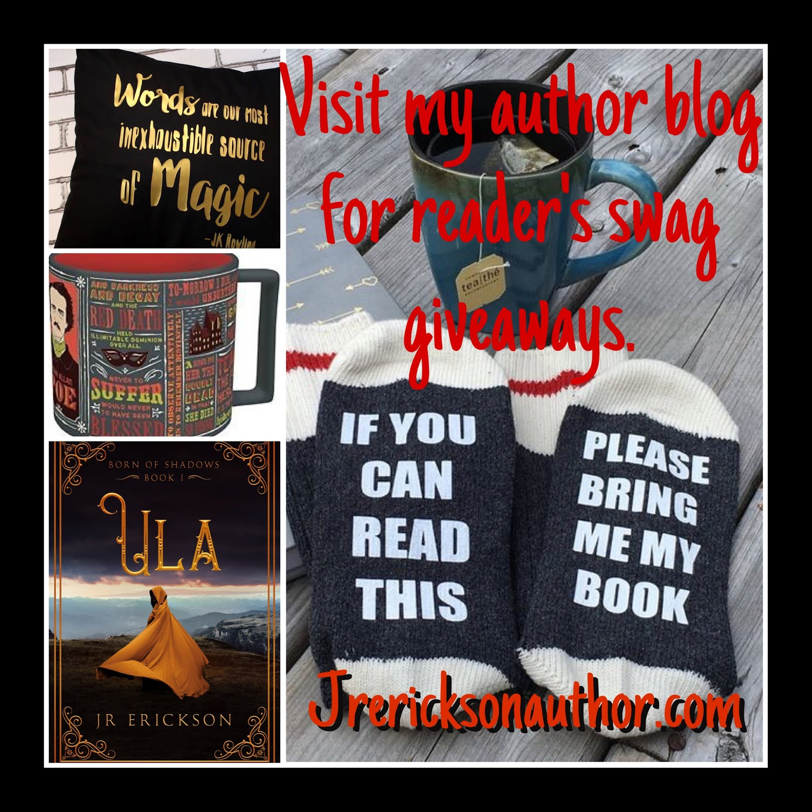 Reader's Swag Giveaways