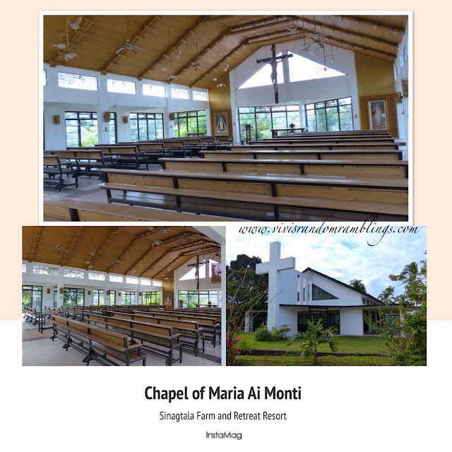 Chapel at Sinagatala Farm Resort