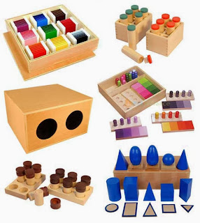 Montessory toys for child and toddler, Home Schooling, Montessori Education