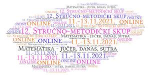 12. stručno-metodički skup 11.-13.11.2021.