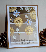 Card Inspiration wtih Paint Chips