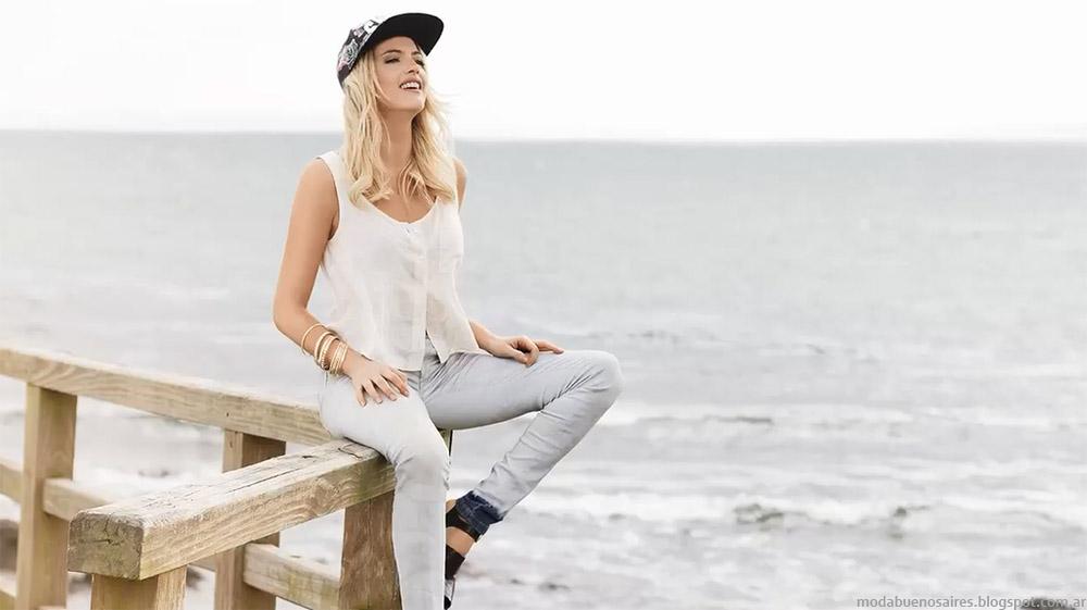 Colección AF Jeans primavera verano 2015. Moda 2015.