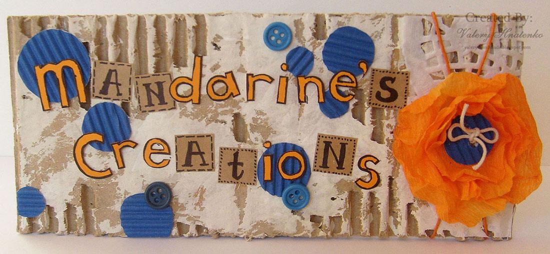 Mandarine`s Creations
