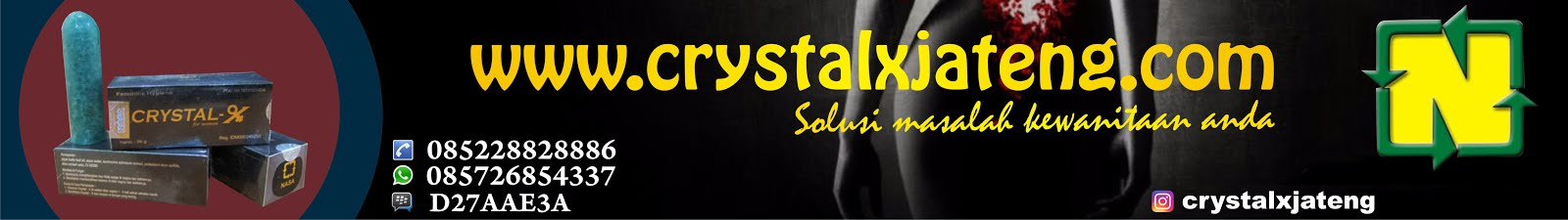 Crystal X Natural Nusantara