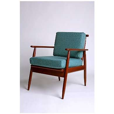 The Wool Acorn: Mid-century Modern Defined