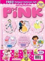 Pink Magazine. For little girls who love pink!