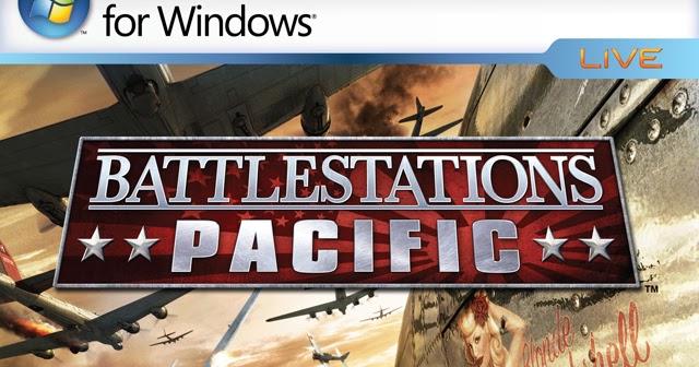 Battlestations Pacific Download Crack