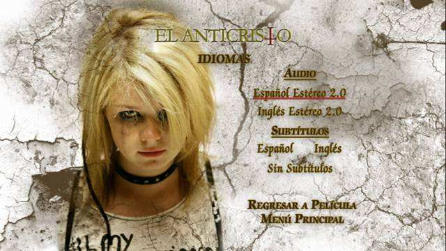 La Posesión de Emma Evans DVD Full Español Latino