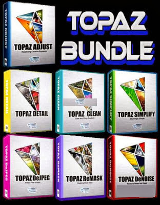 Topaz Photoshop Plugins Bundle Full Download Free
