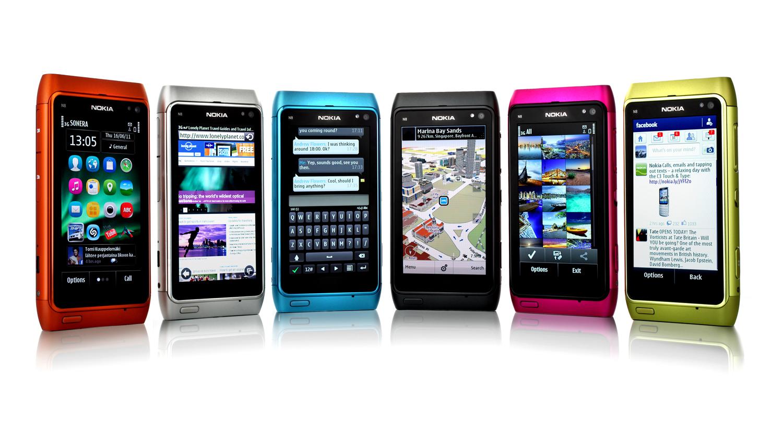Ponsel OS Symbian NOKIA