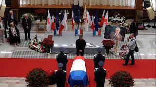 A Lille, le dernier hommage à Pierre Mauroy