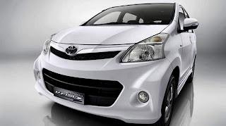 mobil Toyota Avanza Veloz HARGA TERBARU