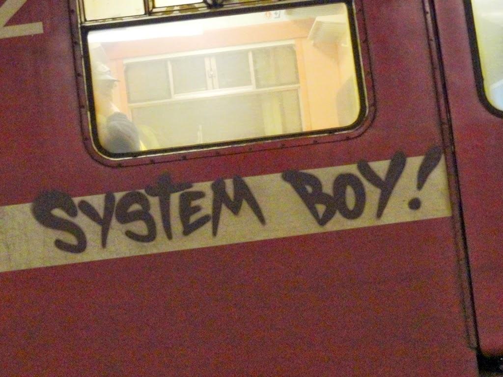 system boy