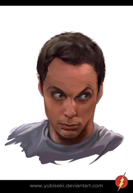 Sheldon Cooper Update por Yubisaki