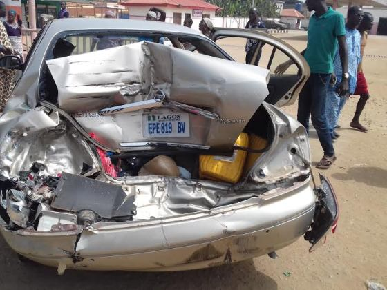 So Sad : Another Accident at Ikorodu today [ Photos ]