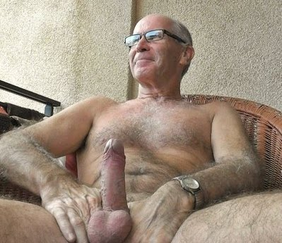 Gay Hairy Grandpas