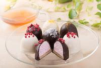 デンマーク伝統菓子,北欧,新宿伊勢丹,日本橋高島屋,チョコレート菓子,メレンゲ,マジパン,ラズベリー