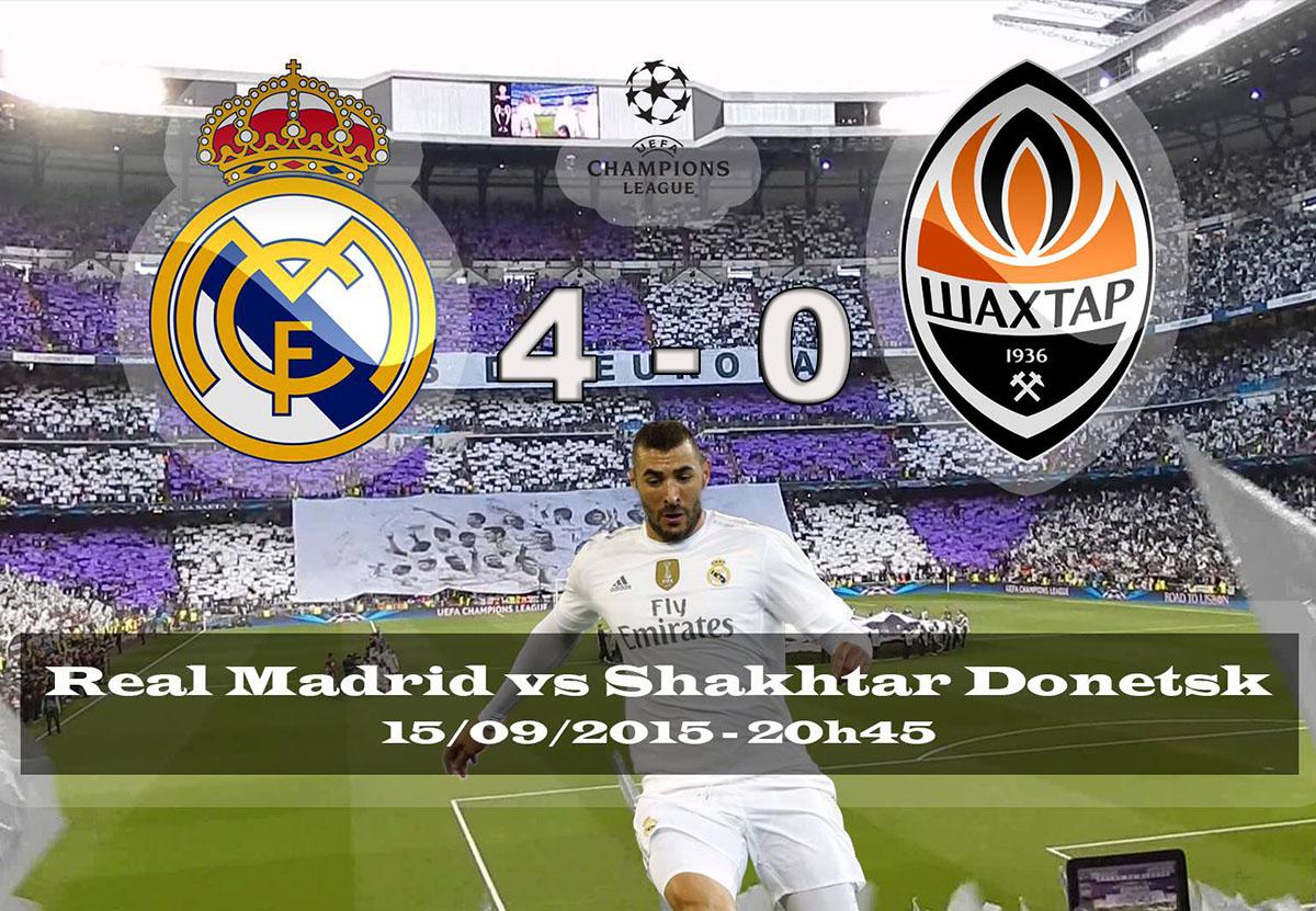 Real madrid tv real madrid 4 0 shakhtar donetsk for Real madrid tv
