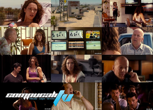 Lady Vegas DVDRip Latino