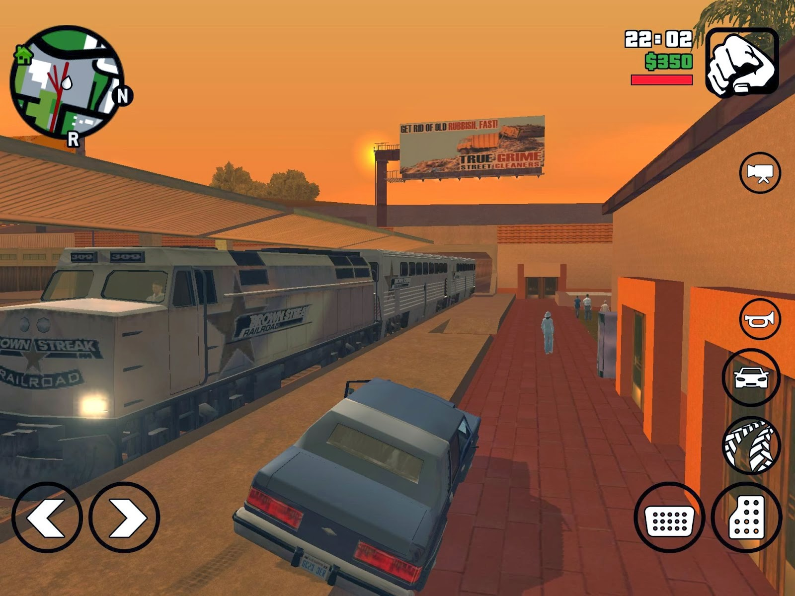 Grand Theft Auto : San Andreas - ANDROID [FREE DOWNLOAD]