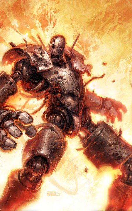 michal ivan ilustrações fantasia ficção científica games quadrinhos robo