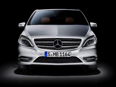 2012 Mercedes B-Class