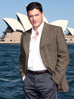 Wentworth miller dating in Australia