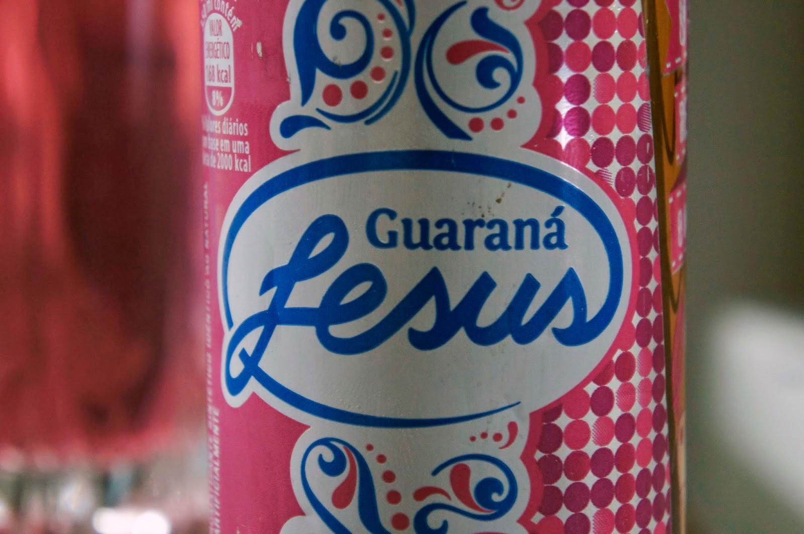 Guaraná Jesus: o refrigerante cor de rosa mais famoso do Brasil