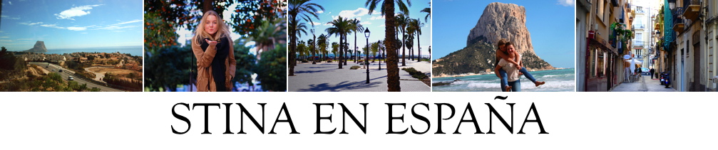 Besos de España