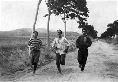 Maratón Olimpiadas Atenas 1896