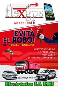 FLEX GPS - Electrónica LA EKI Higuey